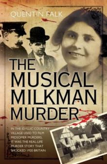 The Musical Milkman Murder, Paperback Book