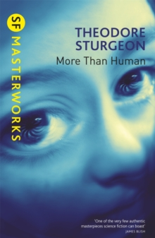 More Than Human, Paperback Book