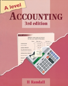 A Level Accounting, Undefined