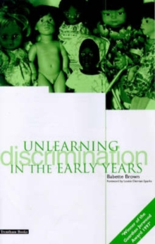 Unlearning Discrimination in the Early Years, Paperback Book