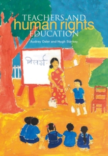 Teachers and Human Rights Education, Paperback