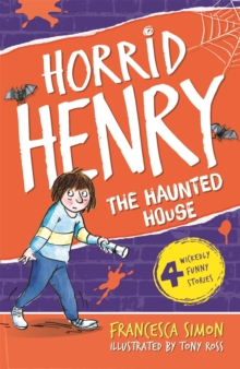 Horrid Henry's Haunted House, Paperback