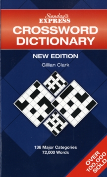 Sunday Express Crossword Dictionary 2, Paperback