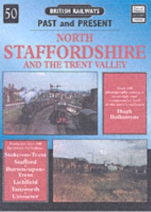 North Staffordshire and the Trent Valley, Paperback