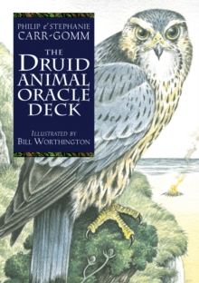 The Druid Animal Oracle Deck, Mixed media product Book