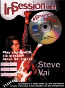 In Session with Steve Vai : (Guitar Tab), Paperback