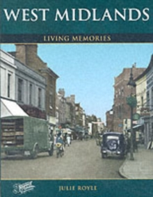 Francis Frith's West Midlands Living Memories, Hardback