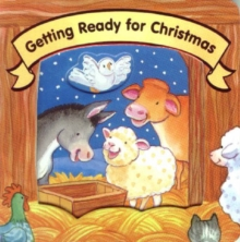Getting Ready for Christmas, Board book
