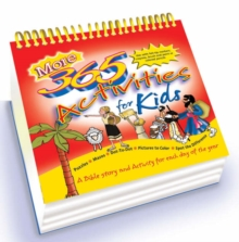 More 365 Activities for Kids, Spiral bound