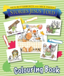Stories Jesus Told Colouring Book, Paperback