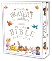 Candle Prayers for Toddlers and Candle Bible for Toddlers, Hardback