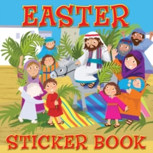 Easter Sticker Book, Paperback Book
