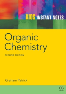 BIOS Instant Notes in Organic Chemistry, Paperback