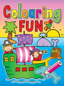 Big Colouring Book, Paperback
