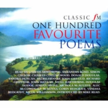 Classic FM 100 Favourite Poems, CD-Audio Book