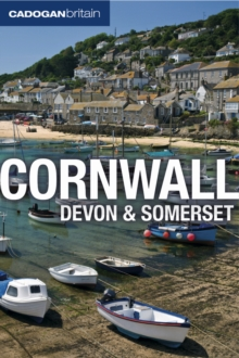 Cornwall, Devon and Somerset, Paperback