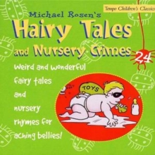 Hairy Tales and Nursery Crimes, CD-Audio Book