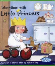 Storytime with Little Princess : v. 2, CD-Audio