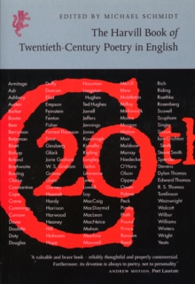The Harvill Book of 20th Century Poetry in English, Paperback