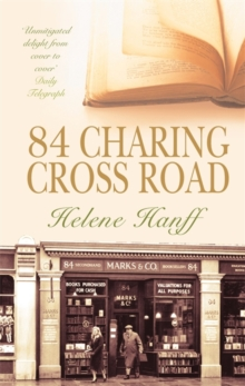 84 Charing Cross Road, Paperback Book