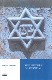 The History of Zionism, Paperback