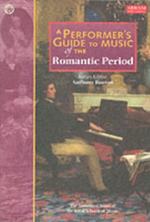A Performer's Guide to Music of the Romantic Period, Sheet music
