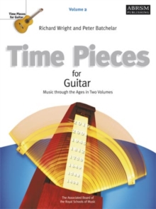 Time Pieces for Guitar : Volume 2, Sheet music