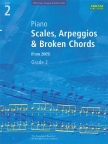 Piano Scales, Arpeggios & Broken Chords, Grade 2, Sheet music