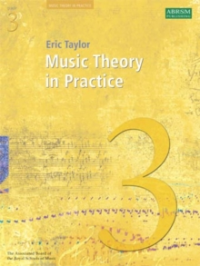 Music Theory in Practice, Grade 3, Sheet music Book