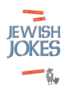 The Ultimate Book of Jewish Jokes, Paperback Book