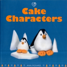 Cake Characters, Paperback