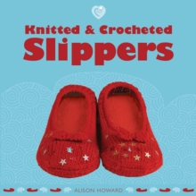 Knitted and Crocheted Slippers, Paperback