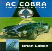 AC Cobra : The Complete Story, Paperback