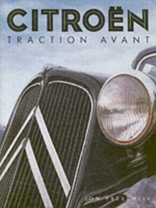 Citroen Traction Avant, Hardback