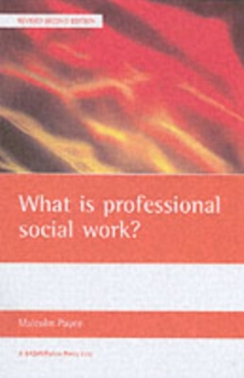 What is Professional Social Work?, Paperback