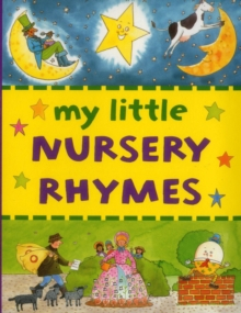 My Little Nursery Rhymes, Board book