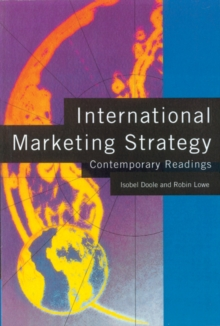 International Marketing Strategy : Contemporary Readings, Paperback