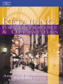 Retailing : Environment and Operations, Paperback