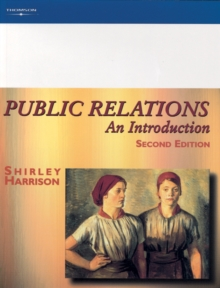 Public Relations : An Introduction, Paperback