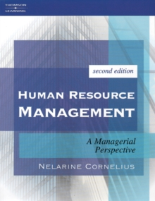 Human Resource Management : A Managerial Perspective, Paperback