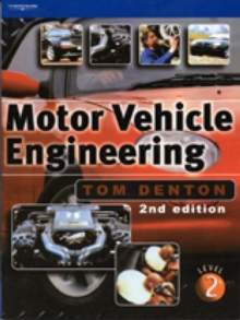 Motor Vehicle Engineering : The UPK for NVQ Level 2, Paperback