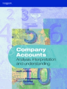 Company Accounts : Analysis, Interpretation and Understanding, Paperback