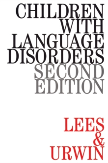 Children with Language Disorders, Paperback
