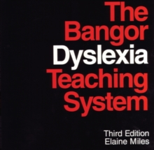 The Bangor Dyslexia Teaching System, Paperback Book