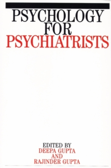 Psychology for Psychiatrists, Paperback