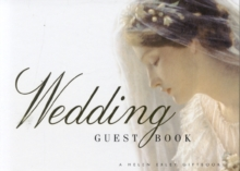 Wedding Guest Book, Hardback Book