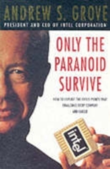 Only the Paranoid Survive, Paperback