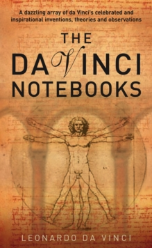 The Da Vinci Notebooks, Paperback Book