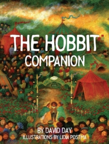 The Hobbit Companion, Hardback Book