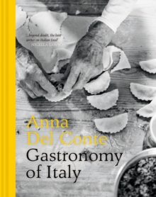 Gastronomy of Italy [Revised Edition], Hardback Book